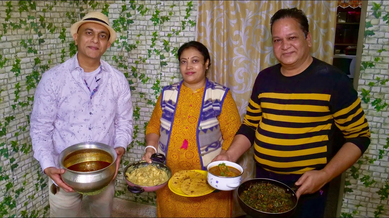 SWAD - N - SWAD | This RAJASTHANI Couple Is Serving Delicious, HOME-COOKED Traditions Of Their Land!