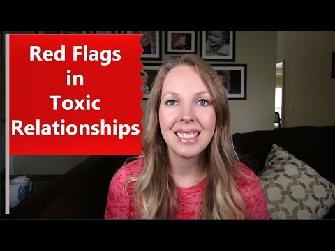 Red Flags in Toxic Relationships | Christian Vlog
