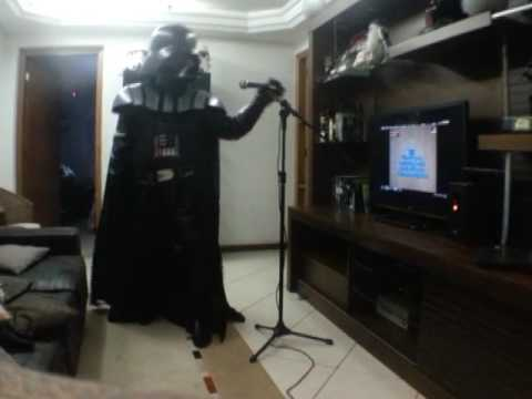 KARAOKE DARTH VADER- THE NUMBER OF THE BEAST