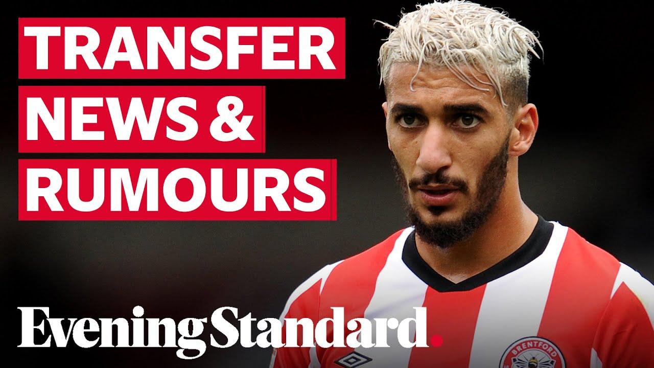 Transfer news LIVE: Benrahma to West Ham, Man United eye ...