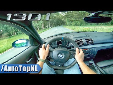 2005 BMW 1 Series 130i 3.0 I6 E87 POV Test Drive By AutoTopNL