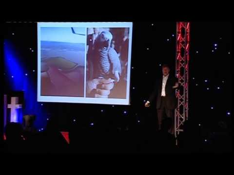 Where are they? Anders Sandberg at TEDxUHasselt