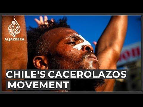 Chile's cacerolazos movement
