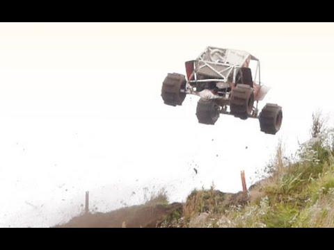 Throttle Stuck Wide Open - Formula Offroad CRASH! - YouTube