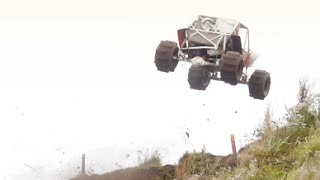 Throttle Stuck Wide Open - Formula Offroad CRASH!