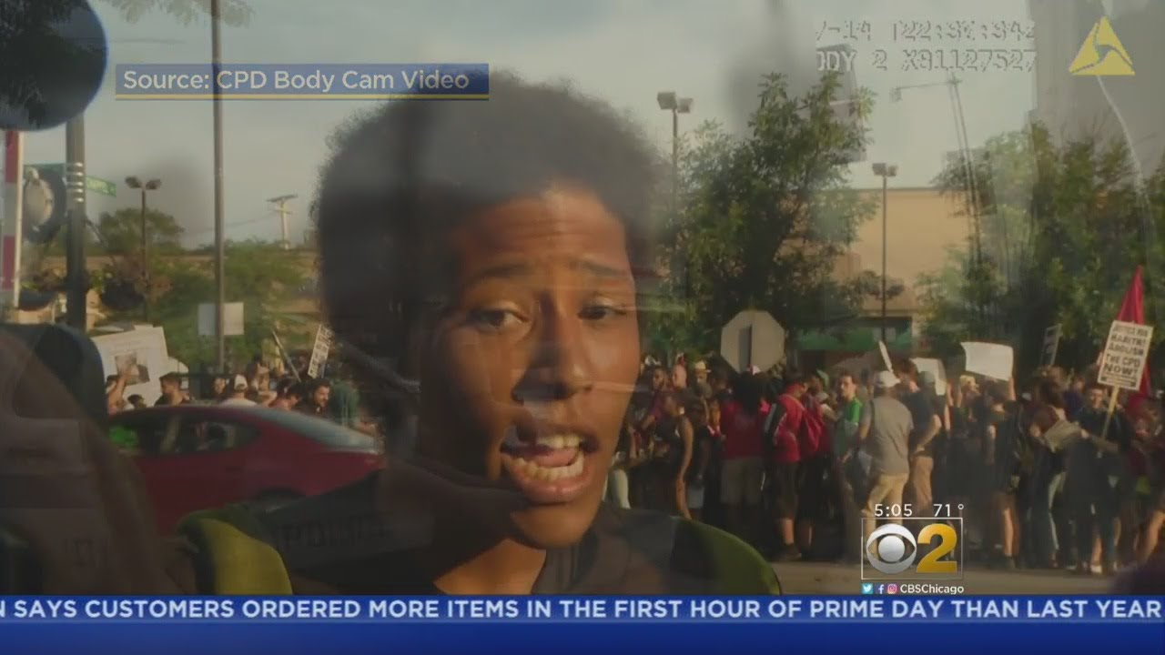 Protests Continue Over Police-Involved Shooting for third day in a row
