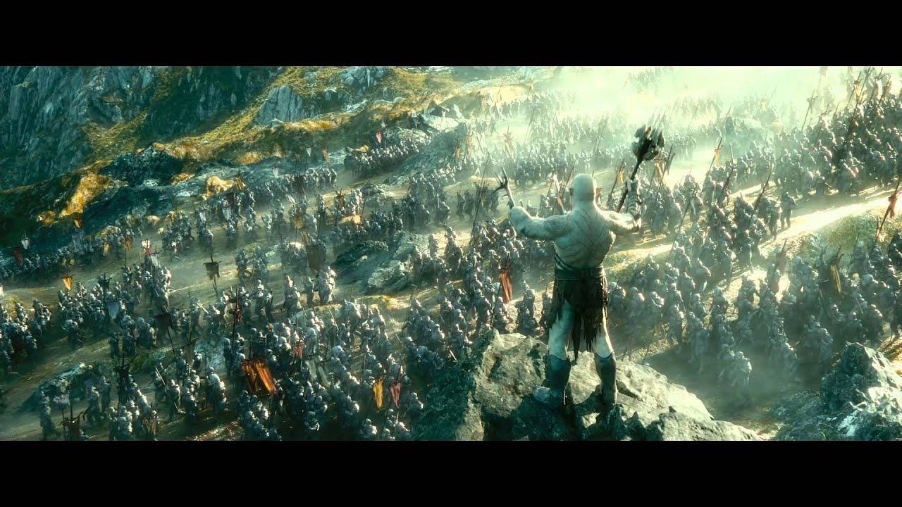 Die Schlacht Der Fünf Heere Dvd