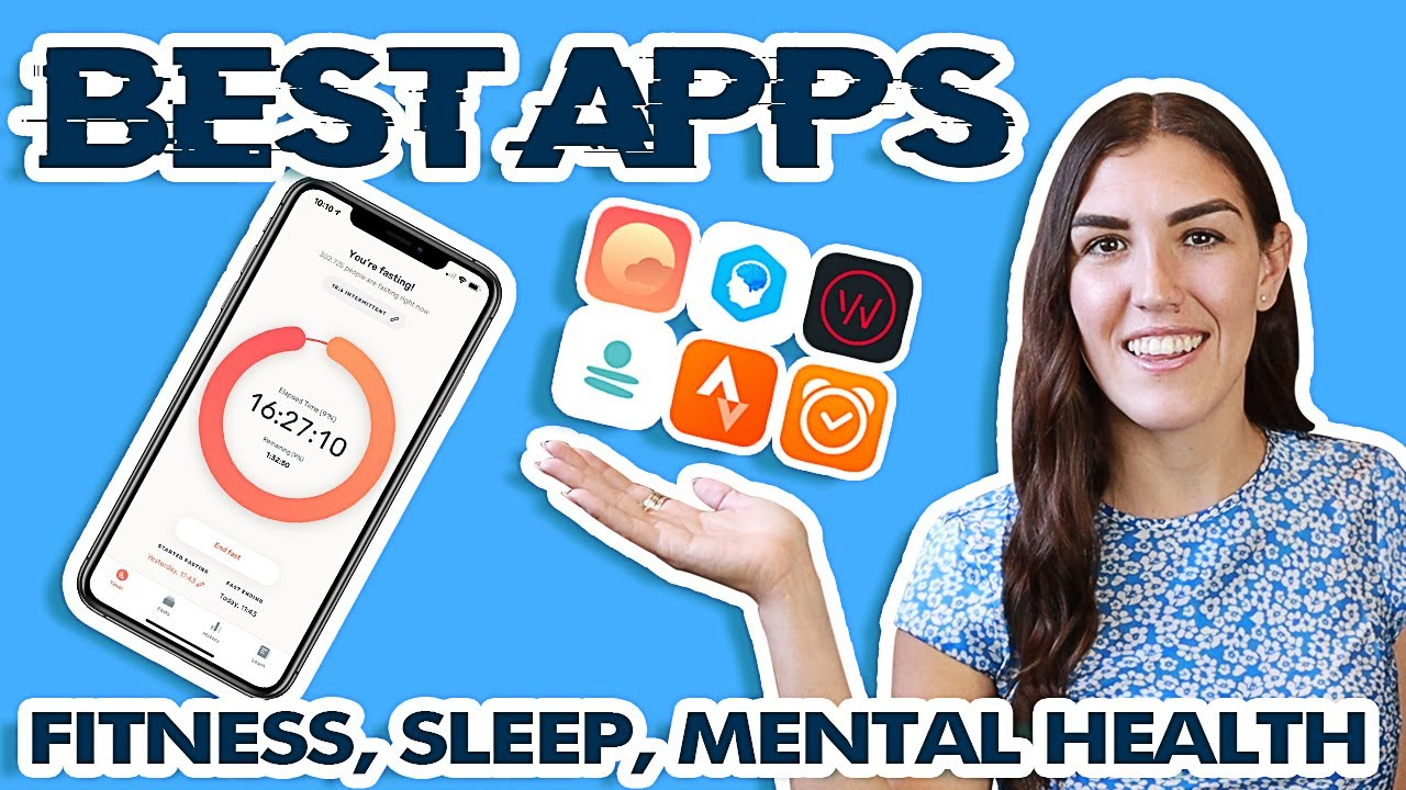 BEST Health and Fitness Apps! (2020) Android + Apple