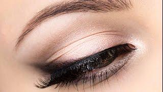 видео Как правильно красить глаза казались