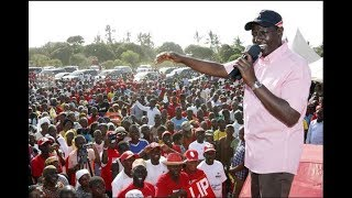 DP Ruto calls on Mtwapa residents to vote for policies, not six piece pattern
