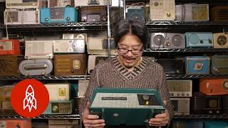 The Vintage Radio Repairman