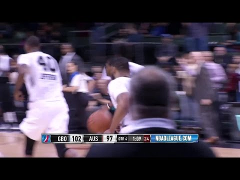 Highlights: Xavier Munford (25 points)  vs. the Spurs, 12/2/2016