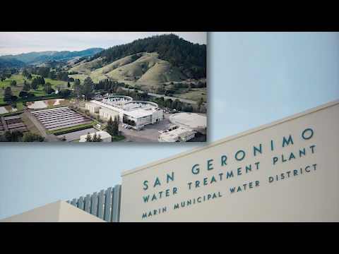 MMWD San Geronimo Treatment Plant Seismic Upgrade