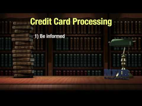 How to Choose a Credit Card Processor | NFIB Legal Ease