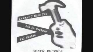 "Jay Reatard - ""Hammer I Miss You"" - (Goner Records 7"")"