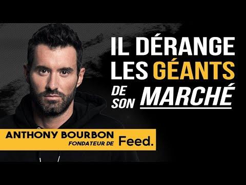 De 0 à 10 Millions en 2 ANS - L'ingrédient d'un IMMENSE SUCCÈS - Anthony Bourbon fondateur de Feed.