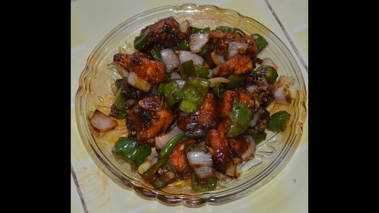 Chilli paneer recipe by chef shaheen youtube chilli paneer recipe by chef shaheen forumfinder Choice Image