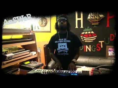 DI GENIUS MAKE MAAAD TING 2K10 --- AnSWeR CLOTHES OFFICIAL VIDEO ---