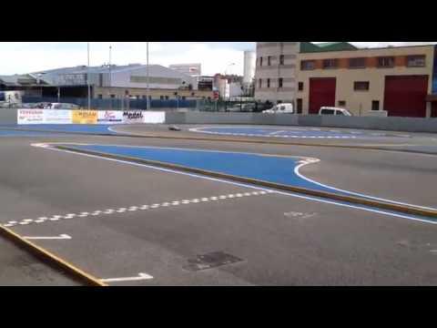 Fernando RC car Practice.