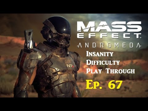 Weed Growers?!? Mass Effect: Andromeda - Play Through - Ep.67 [Insanity]