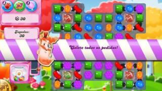 Candy Crush Saga Level 1204 - NO BOOSTER