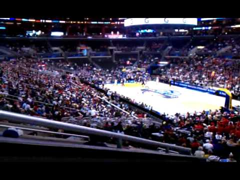 Pac 10 Tournament 2011...Washington vs Arizona Final