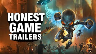 Honest Game Trailers | Destroy All Humans!