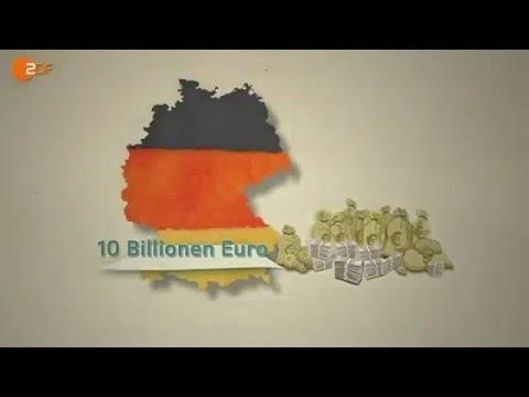 So teilt sich der deutsche Reichtum auf