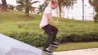 Element skate team Chad Muska part