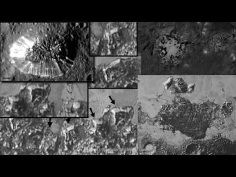 Ceres (Dawn) / Pluto (New Horizons) Richard C. Hoagland Radio Special w/ Images