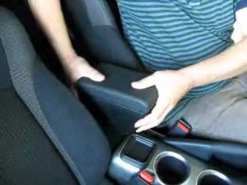 nissan juke armrest installation instructions youtube. Black Bedroom Furniture Sets. Home Design Ideas