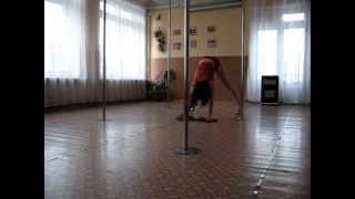 Занятие pole dance как способ похудеть