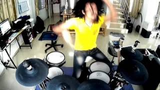 Nickelback - Because Of You (Electric Drum cover by Neung)