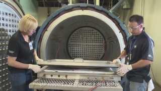 LEAP engine - Ceramic Matrix Composite