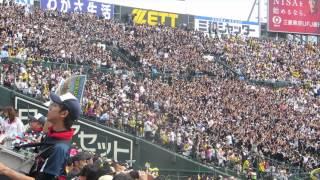 2014/05/25 阪神タイガース対千葉ロッテマリーンズ 甲子園球場にて撮影.