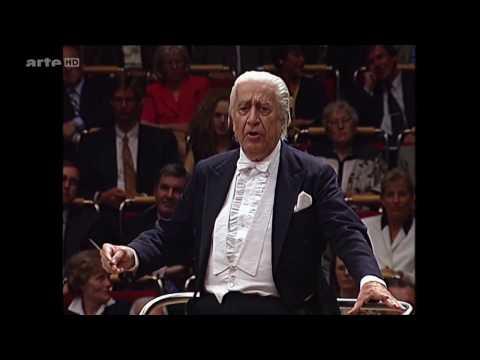 Hommage à Sergiu Celibidache (Bolero/ Ravel)  Arte 2016
