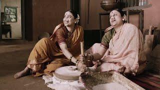 Taak Ghusal Ghusal - Kaksparsh - Marathi Song - Medha Manjrekar, Ketaki Manjrekar