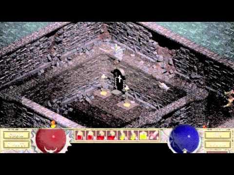 Diablo I - gameplay #6 - mega armor