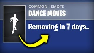 Say Goodbye To DEFAULT DANCE In Fortnite thumbnail