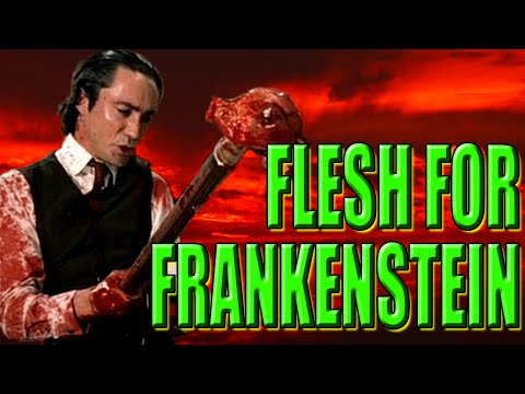 Dark Corners - Andy Warhol's Flesh for Frankenstein: Review