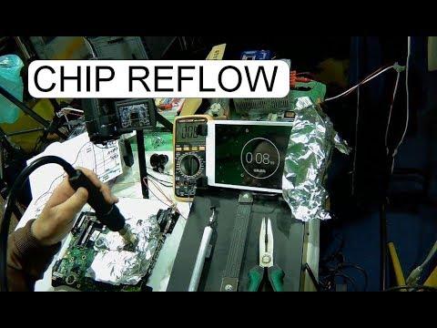 REFLOW LAPTOP GRAPHICAL CHIP HP PAVILION DV6
