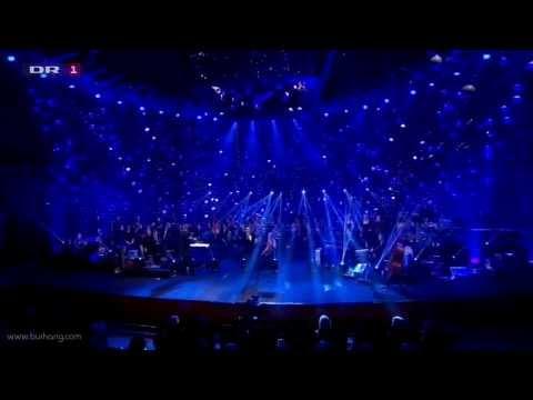 Burhan G - Når Du Ser Et Stjerneskud (Live @ DRs Store Juleshow 2013)