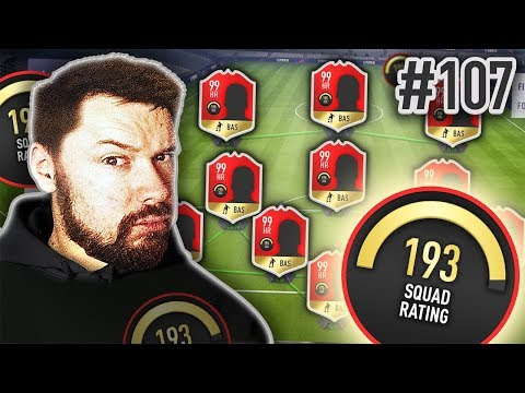 BEST DRAFT YOU WILL EVER SEE!! - #FIFA18 DRAFT TO GLORY #107