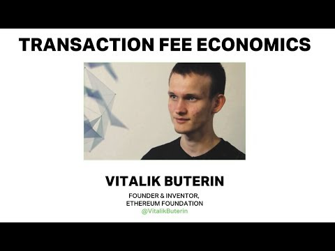 Keynote from Vitalik Buterin (Ethereum Foundation) at Ethereum Meetup 2018