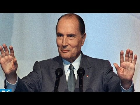 EVENEMENT - François Mitterrand répondait aux questions de Jean-Pierre Elkabbach