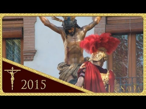 "Sagrada Lanzada en la ""Alameda de Hercules"" - La Lanzada (Semana Santa 2015 - Sevilla)"