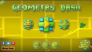 Geometry Dash : Perseverancia y emoción #2 || Andy Panda