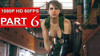 Metal Gear Solid 5 The Phantom Pain Gameplay Walkthrough Part 6 [1080p HD 60FPS] - No Commentary