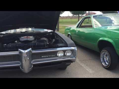 Odessa (west Texas) car show (lowriders) and more...