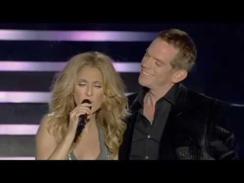 Celine Dion & Garou - Sous le vent - 2008